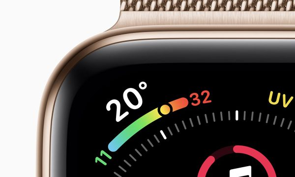 Apple Watch Series 4 Display Industry Award