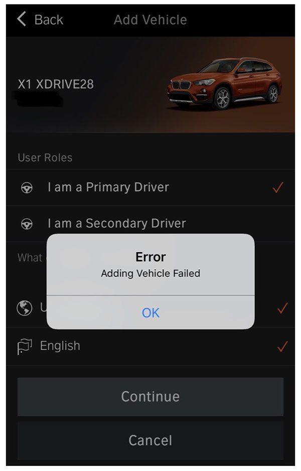 CarPlay BMW - ConnectDrive