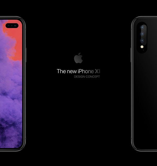 Concept iPhone XI