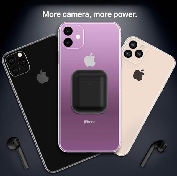 iPhone XI R Lavande