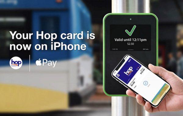 Portland - Apple Pay Express Transit