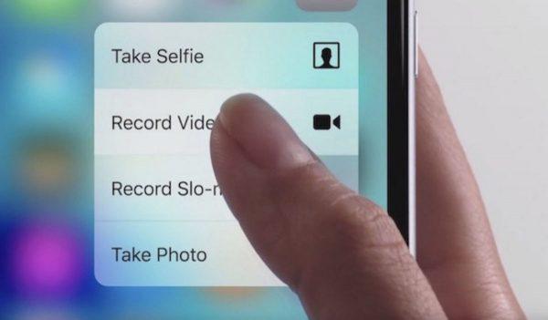 3D Touch - iOS 13