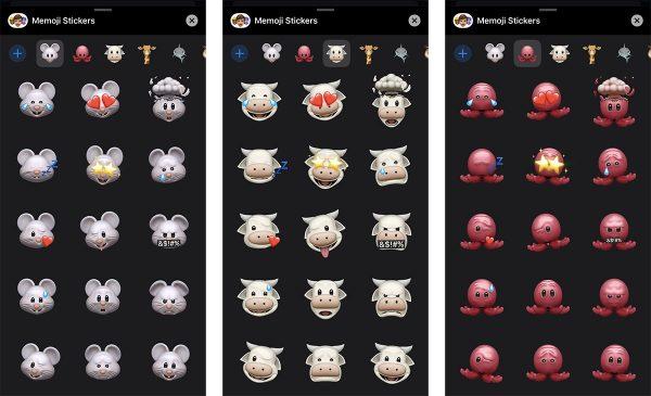 iOS 13 - Animojis