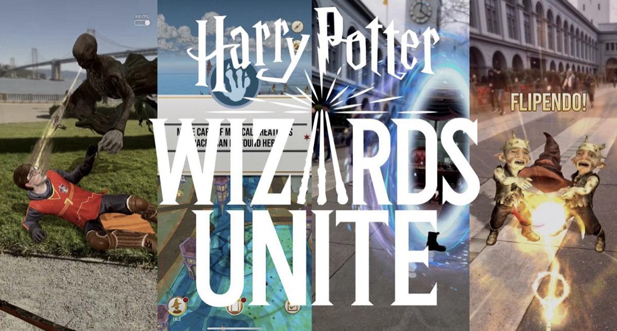 Harry Potter Wizards Unite Suomi