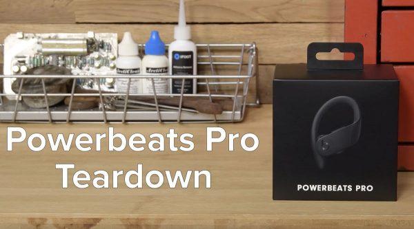 Powerbeats Pro Teardown