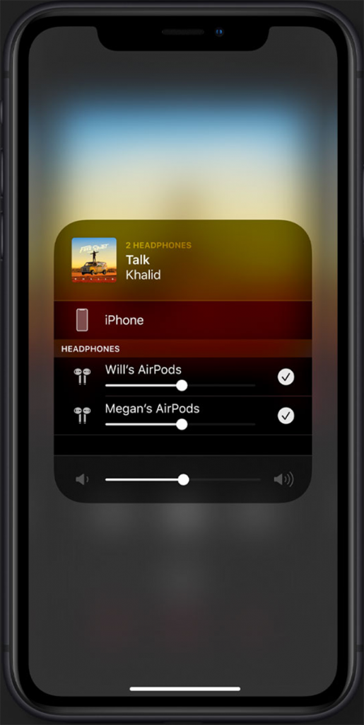 AirPods - iOS 13