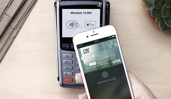 Crédit Agricole - Apple Pay