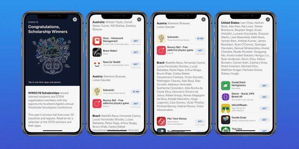 App Store - WWDC 2019