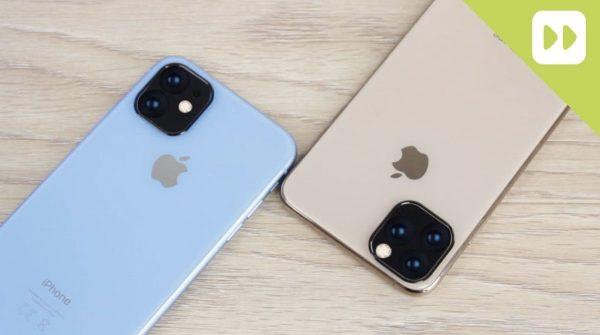 iPhone XI - protection caméra Olixar