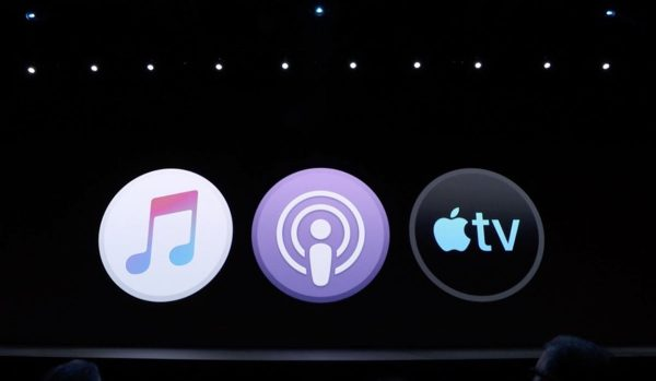iTunes macOS Catalina