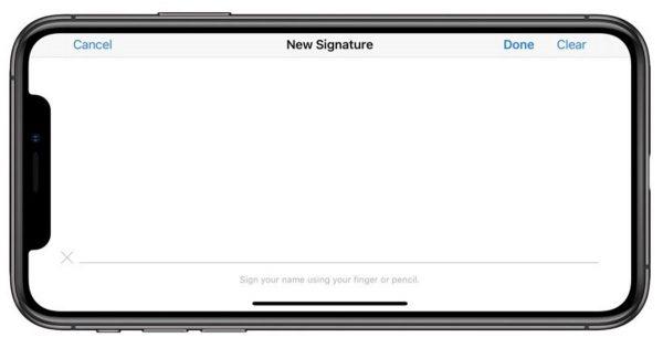 macOS Catalina - signature numérique