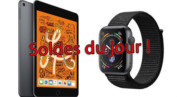 iPad mini - Apple Watch 4