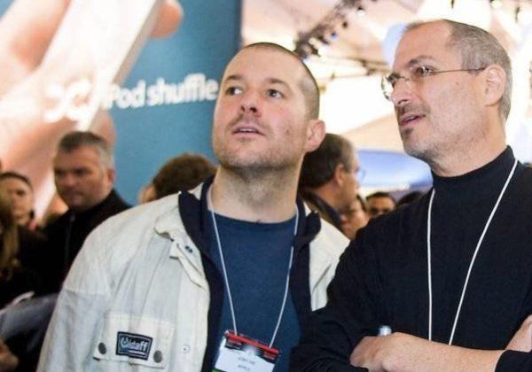 Steve Jobs & Jony Ive