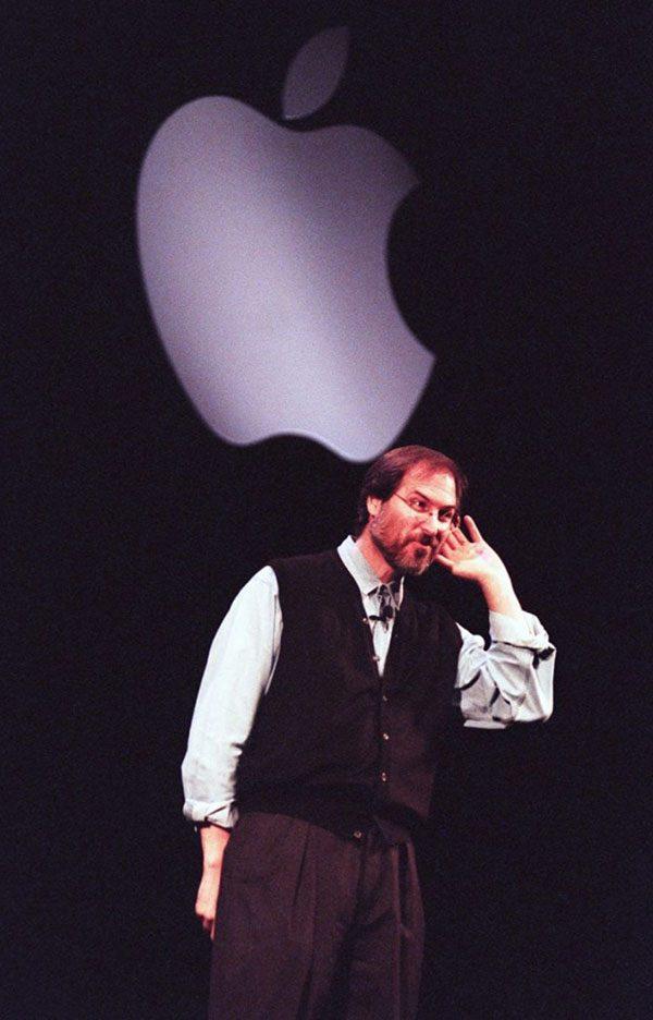 Steve Jobs au Flint Center