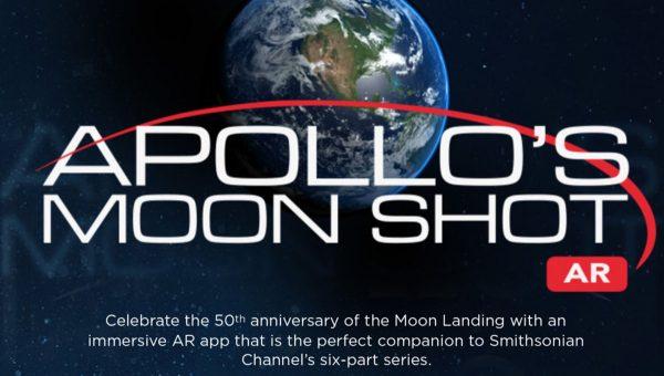 Apollo's Moon Shot AR - Apollo 11