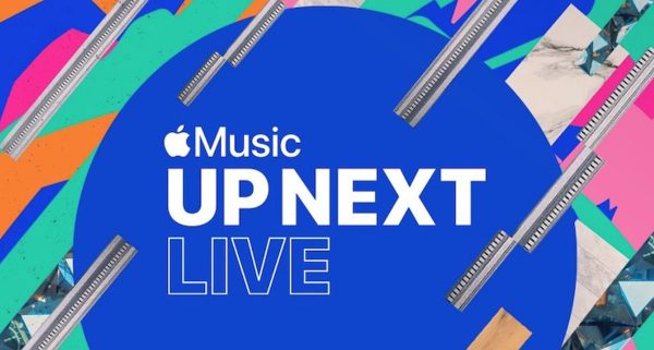 Up Next Live - Apple Music