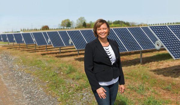 Apple - énergie solaire