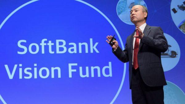 SoftBank Vision found - technologies de l'IA