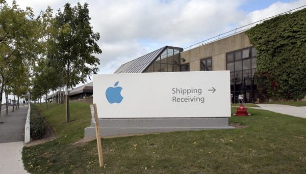Irlande Apple