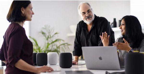 Apple leader dans l'intelligence artificielle
