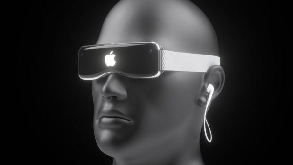 Casque AR/AR Apple