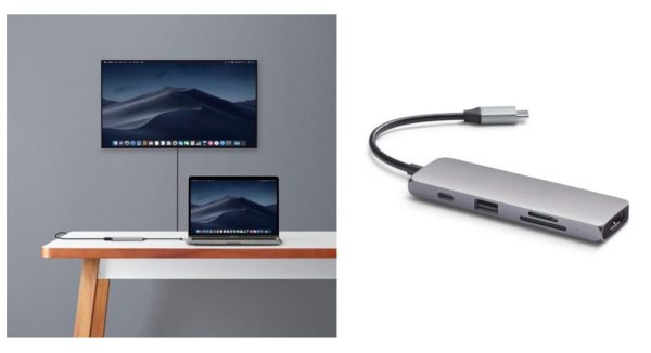 Hub Satechi MultiPort Pro USB-C