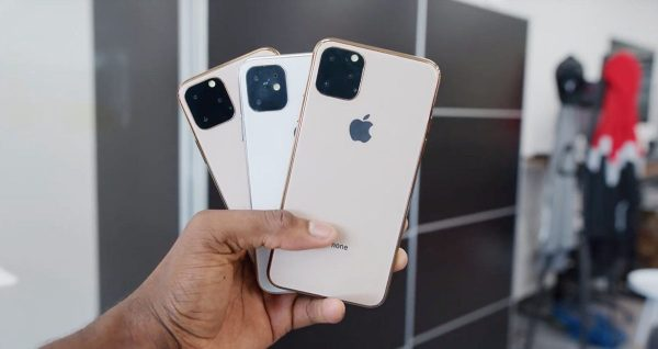 iPhone 11, iPhone 11 Max et iPhone 11R