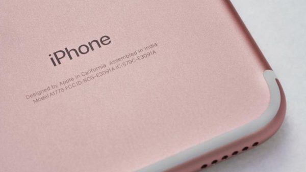 iPhone Inde exportés vers l'Europe