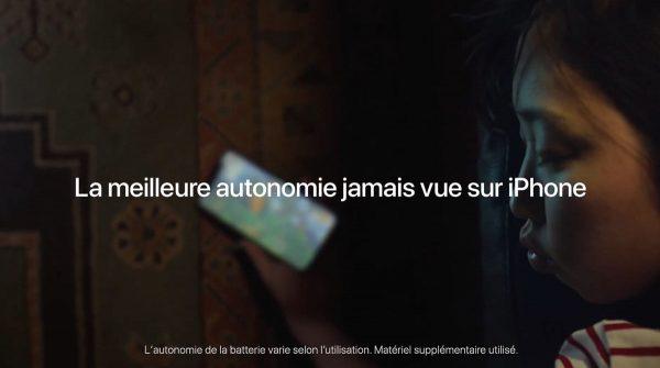 Autonomie iPhone XR