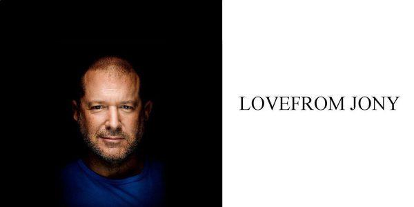 LoveFrom Jony