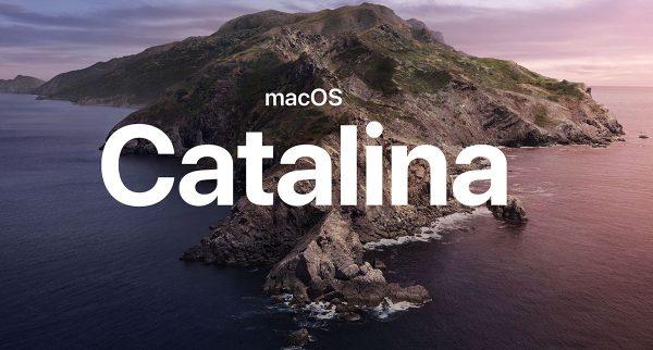 Le partage de dossiers iCloud sur macOS Catalina