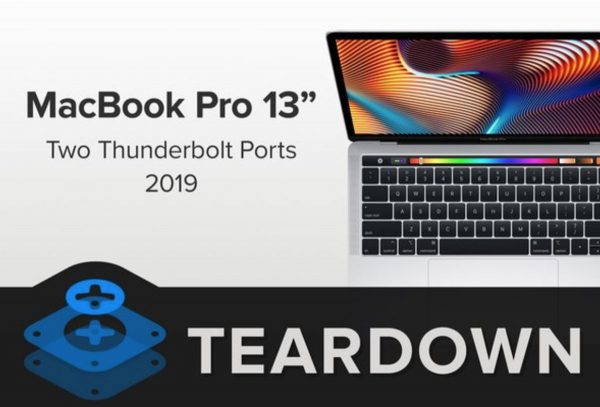"MacBook Pro 13"" mi-2019"