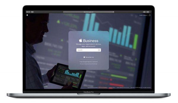 Apple business Manager & Macquarie Telecom