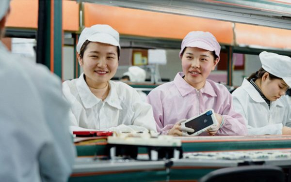 Apple Chine - taxes iPhone