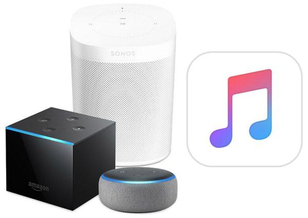 Apple Music sur les appareils Amazon Echo disponible en Allemagne