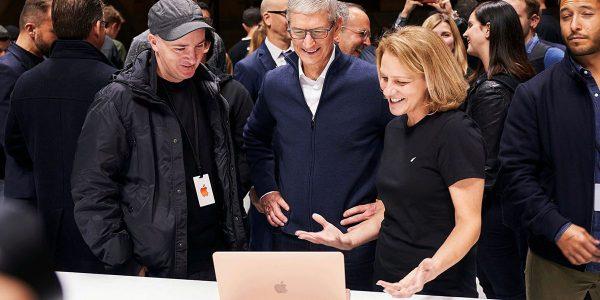 Apple : recherche et développement