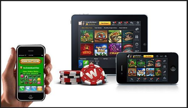 Casinos sur iOS Android