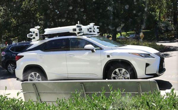 conduite autonome Apple