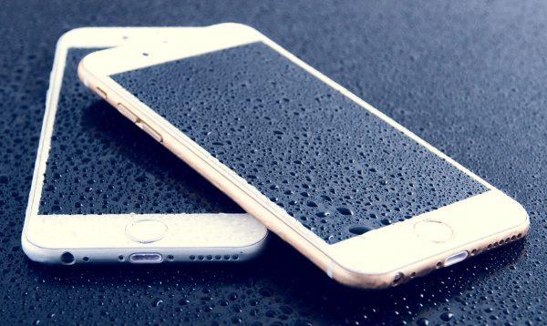 Écran tactile à ultrasons pour l'iPhone
