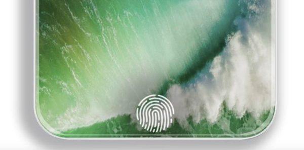 Touch ID sous écran