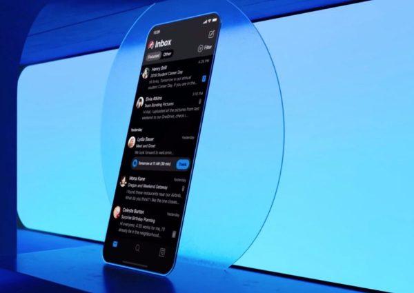 Microsoft : mode sombre dans les apps Office pour iOS