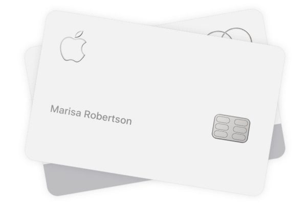 Nettoyer son Apple Card
