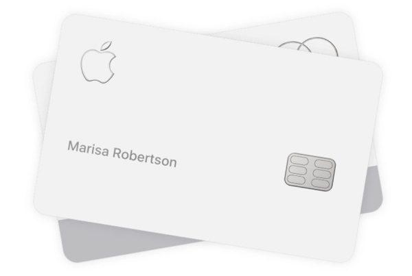 L'Apple Card : 90% de titane et à 10% d'aluminium