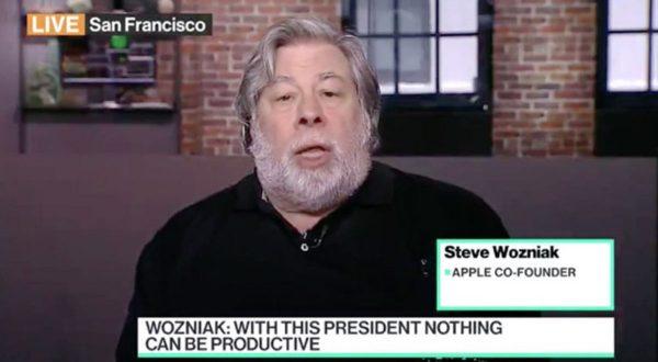 Interview de Steve Wozniak