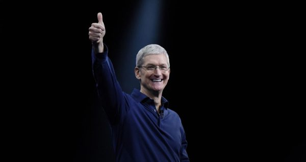 Tim Cook - Apple Irlande