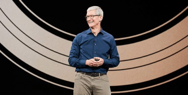 Tim Cook : Journée mondiale de la photographie