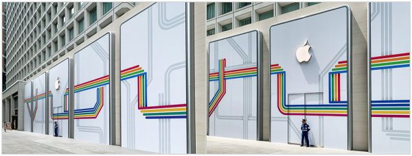 Apple Store Marunouchi de Tokyo