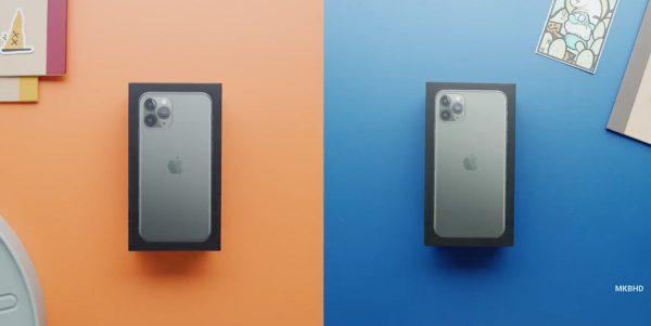 Déballage iPhone 11 & 11 Pro Max