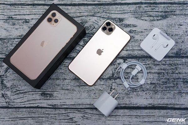 Déballage iPhone 11 Pro Max