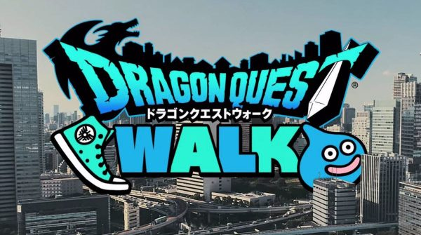 Square Enix : Dragon Quest Walk pour iOS